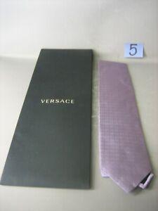 VERSACE-100-Silk-Men-039-s-Tie-Made-in-Italy-NEW