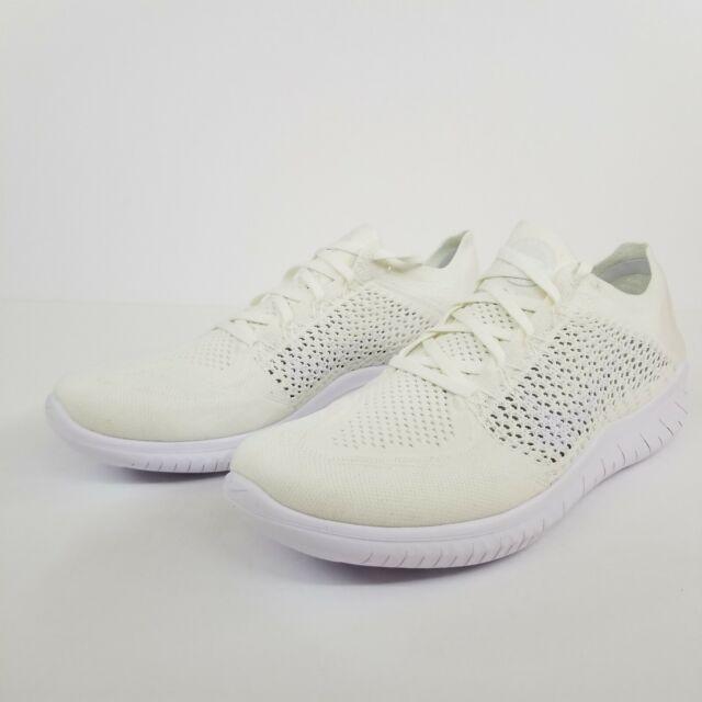 Nike Free Rn Flyknit 2018 Triple White