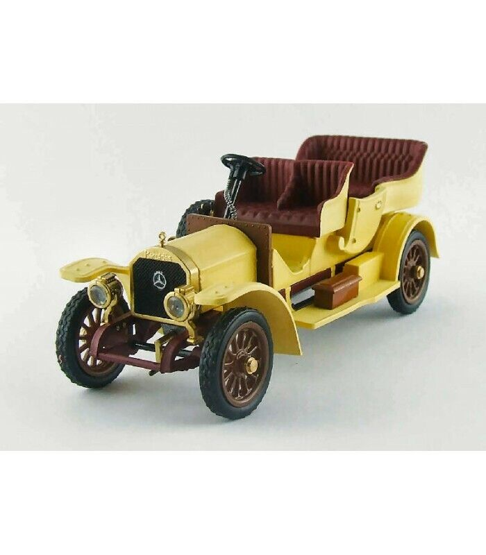 MERCEDES TOURISME 1909 YELLOW 1:43