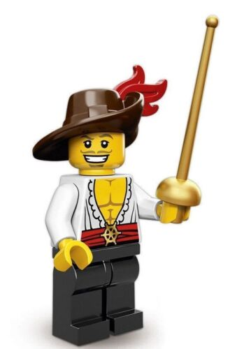 LEGO Series 12 Minifigure Swashbuckler Set 71007 new