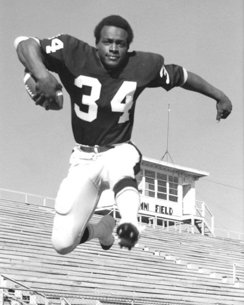 Jackson State Chicago Bears WALTER PAYTON Glossy 8x10 Photo College Football