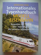 Internationales Typenhandbuch Modelleisenbahn Baugrößen HO TT N Z Eisenbahn