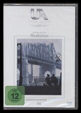 DVD MANHATTAN - WOODY ALLEN + MERYL STREEP + DIANE KEATON *** NEU ***