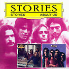 Stories/About Us by Stories (CD, Apr-2007, Raven)