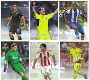 2015-16-Topps-UEFA-Champions-League-Soccer-Base-Set-Cards-Choose-Card-039-s-1-200