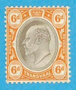 TRANSVAAL-274-MINT-HINGED-NO-FAULTS-VERY-FINE