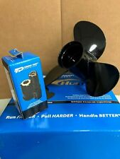 PROPELLER YAMAHA OUTBOARD 12X10-1//2 H11210 W//HUB 12 TURNING POINT PROP DT DF