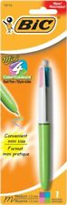 Bic 4 Color Mini Pen Assorted Fashion Ink Colors