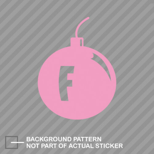 F Bombs Sticker Decal Vinyl jdm euro bomb