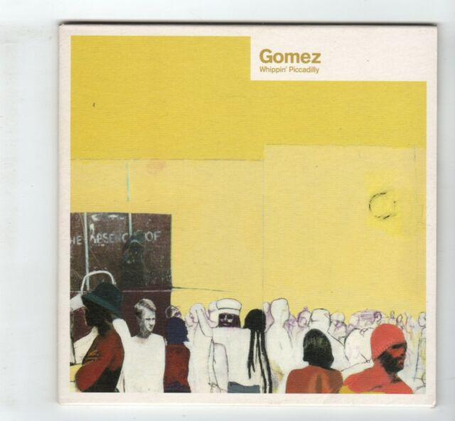 (IK683) Gomez, Whippin' Piccadilly - 1998 CD