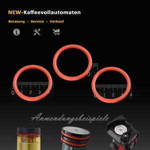 Dichtungen-O-Ringe-zu-Bruheinheit-DeLonghi-Kaffeevollautomat-mit-FDA-Zulassung