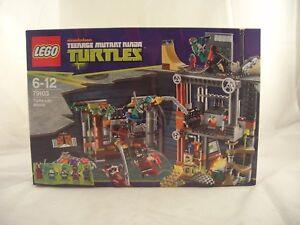 Lego 79103 Tortue Ninja Tortue Attique Nouveau / scellé