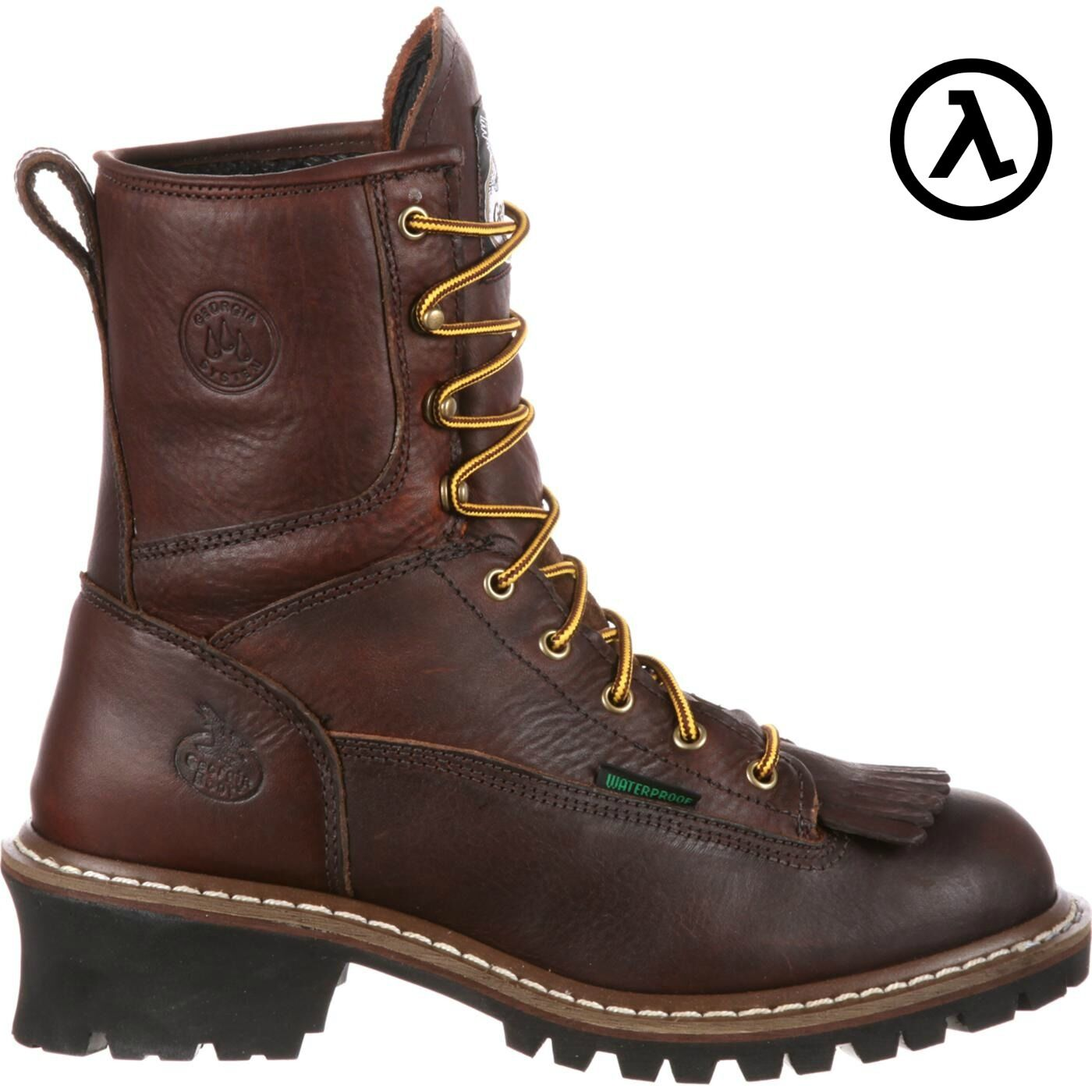 GEORGIA STEEL TOE WATERPROOF 8