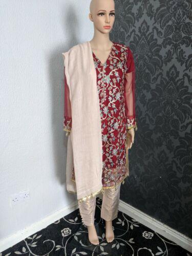 Women Clothes Pakistani Salwar Kameez Ready Made Designer Asian Suit Lawn Dress