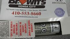 NEW GENUINE HONDA TOUCH UP PAINT PEN NH603 PAH WHITE DIAMOND PEARL