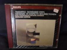 Toru Takemitsu / Olivier Messiaen - November Steps / Et Expecto Resurrectionem..