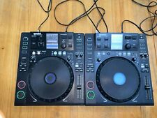Gemini CDJ-700: PROFESSIONAL MEDIA PLAYERs Pair (x2) CDJ MIDI CONTROLLER