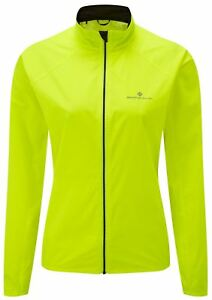Ronhill Jacket Everyday Womens 5051508444976 Maat Fluo 14 Yellow wCCPqx