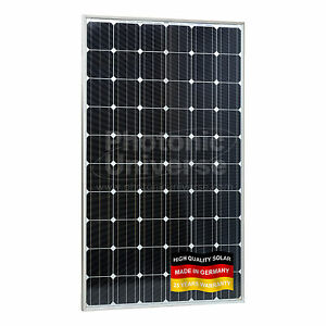 310w solar panel for motorhome caravan camper van boat. Black Bedroom Furniture Sets. Home Design Ideas