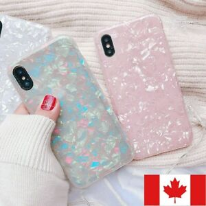 For-iPhone-7-8-Plus-X-XR-XS-MAX-Cover-Case-Shockproof-Luxury-Marble-Design