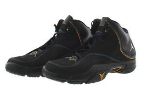 Nike 317154-001 Mens 2007 Air Jordan Melo M4 Basketball Shoes ... b10db26e2