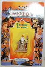 1988 Tonka Willow High Aldwin Heroic Wise Man Figure MOC Lucas Film new + Sealed