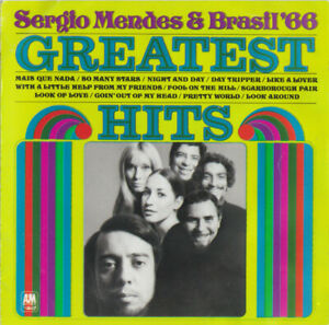 CD-Sergio-Mendes-amp-Brasil-039-66-Greatest-Hits-A-amp-M-Records-CD-3258-US