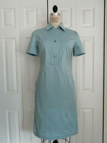 Couture Nurse Ratched Style Jil Sander Dress