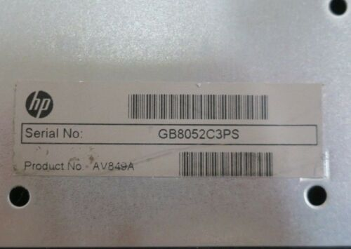 HP Proliant DL360 G6 1x Xeon Six-Core X5660 2.80GHz 6GB Ram 2x 72GB 1U Server