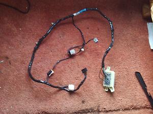 98 99 Ford Expedition rear heat ac radio control center console wire harness  | eBayeBay