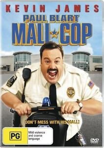 Paul-Blart-Mall-Cop-R4-DVD-2009-Kevin-James-GC-FREE-POST