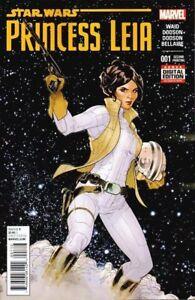 Star-Wars-Princess-Leia-1-Marvel-Comic-2nd-Print-variant-2015-New-NM