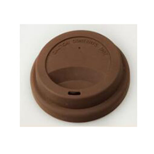Silicone Cup Cover Coffee Lid Leakproof Mug Cap Seal Tea Anti Dust Cup Lid 9cm