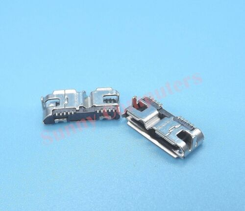 2x Micro USB 3.0 Socket Female Port Plug HDD Computer Repair Replacement Part C