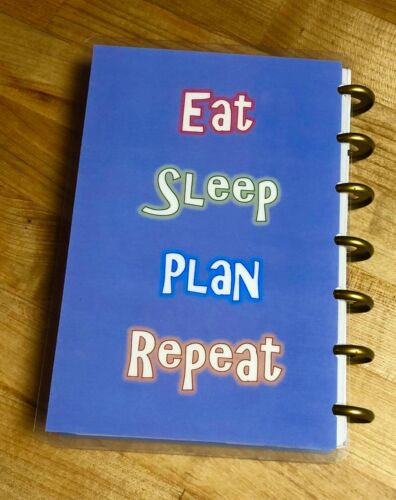 Planners Gonna Plan 4 use with the MINI Happy Planner