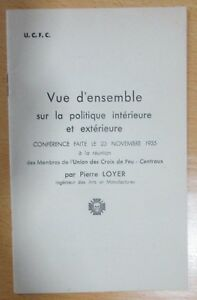 The-cross-of-Feu-Conference-of-1935-by-P-Rent-Politique-Indoor-amp-Outdoor