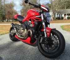 Ducati Monster 821 Accessory - Primed Bellypan