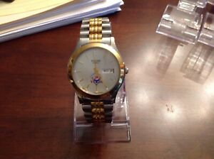 Nike Tour Pulsar Watch Silver And Gold