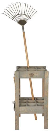 Esschert Design Garten Geräte Ständer Kiste Aufbewahrung eckig Holz ♥