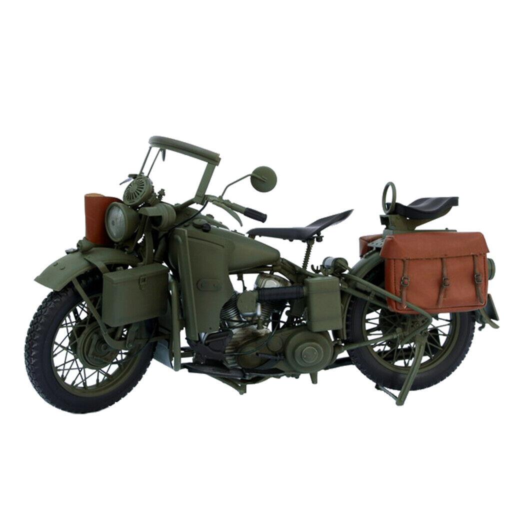 1 6 Scale US Army Soldier Seconde Guerre mondiale moto pour 12 '' Captain