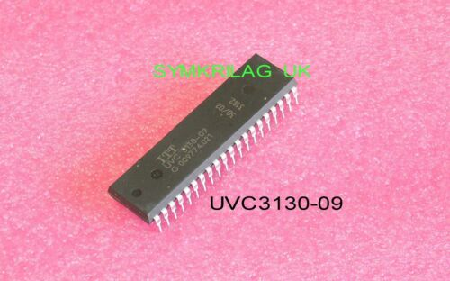 UVC 3130-09 ITT HIGH SPEED A//D-D//A CONVERTER VERY RARE CHIP!