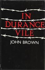 In Durance Vile John Brown