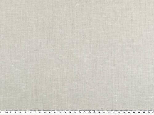 hartweiß,155cm Baumwollstoff leichte Leinenstruktur