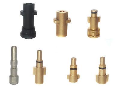 Bajonett Adapter für Black /& Decker Bosch Hochdruckreiniger Lanzen Pistolen