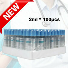 100pcs Buffered Sodium Citrate Blood Collection Coagulation Tubes Brandnew