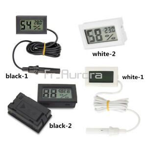 Mini-Digital-LCD-Temperature-Humidity-Thermometer-Outdoor-Hygrometer-Meter-Probe