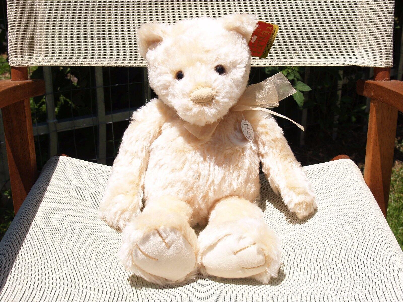 RARE GUND- MOHAIR MOLLY TEDDY BEAR- LTD 74/375 - #9515- 15