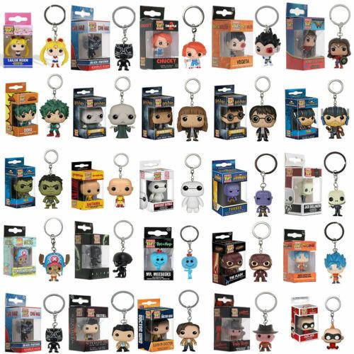 Funko Pocket pop keychain G-Z moltissimi diversi Seleziona quello che desideri