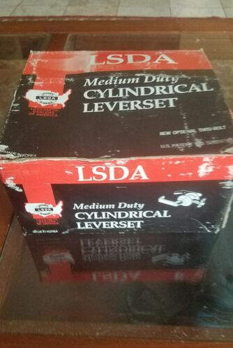 LSDA Commercial L140 Cylindrical Leverset  ADA Compliant.