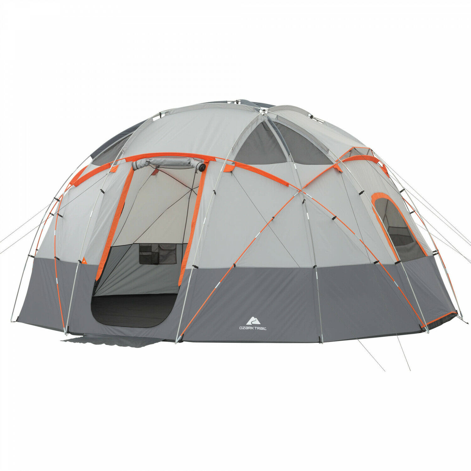 All Season 16 x 16 Sphere Cabin Tent Sleeps 12 Person Outdoor Camping Shelter